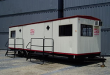Mobile Office Trailers